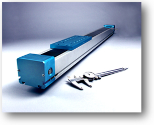 Slipstream linear positioning stage