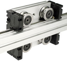 LM76 linear motion components used in DIY Camera Slider