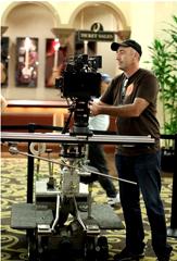 photographer builds camera slider uslinf LM76 Linear Motion System