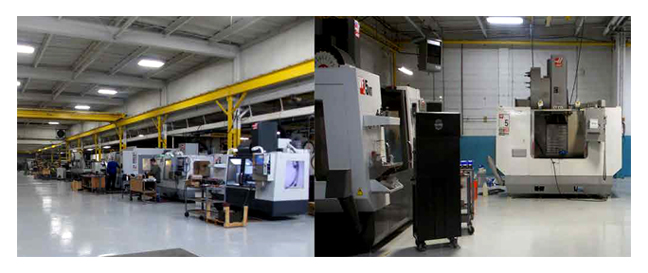 Linear Motion - LM76 Custom Manufacturing and Custom Machining Facility