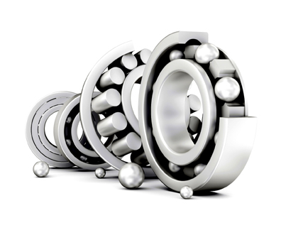 motion control radial bearings