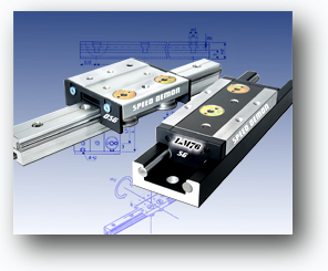 LM76 Linear Guide Systems