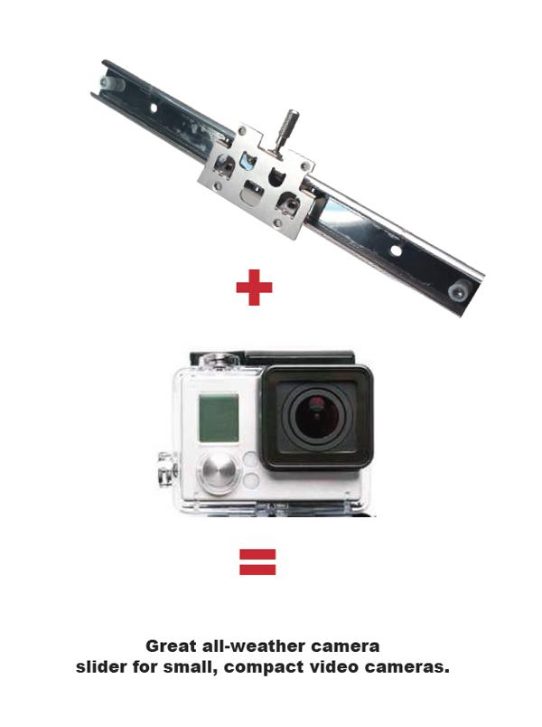 Linear Motion Camera Slider
