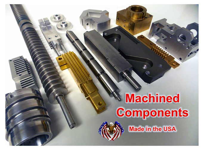 Linear Motion - LM76 - Machined-Components and Systems