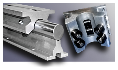motion control - linear bearing